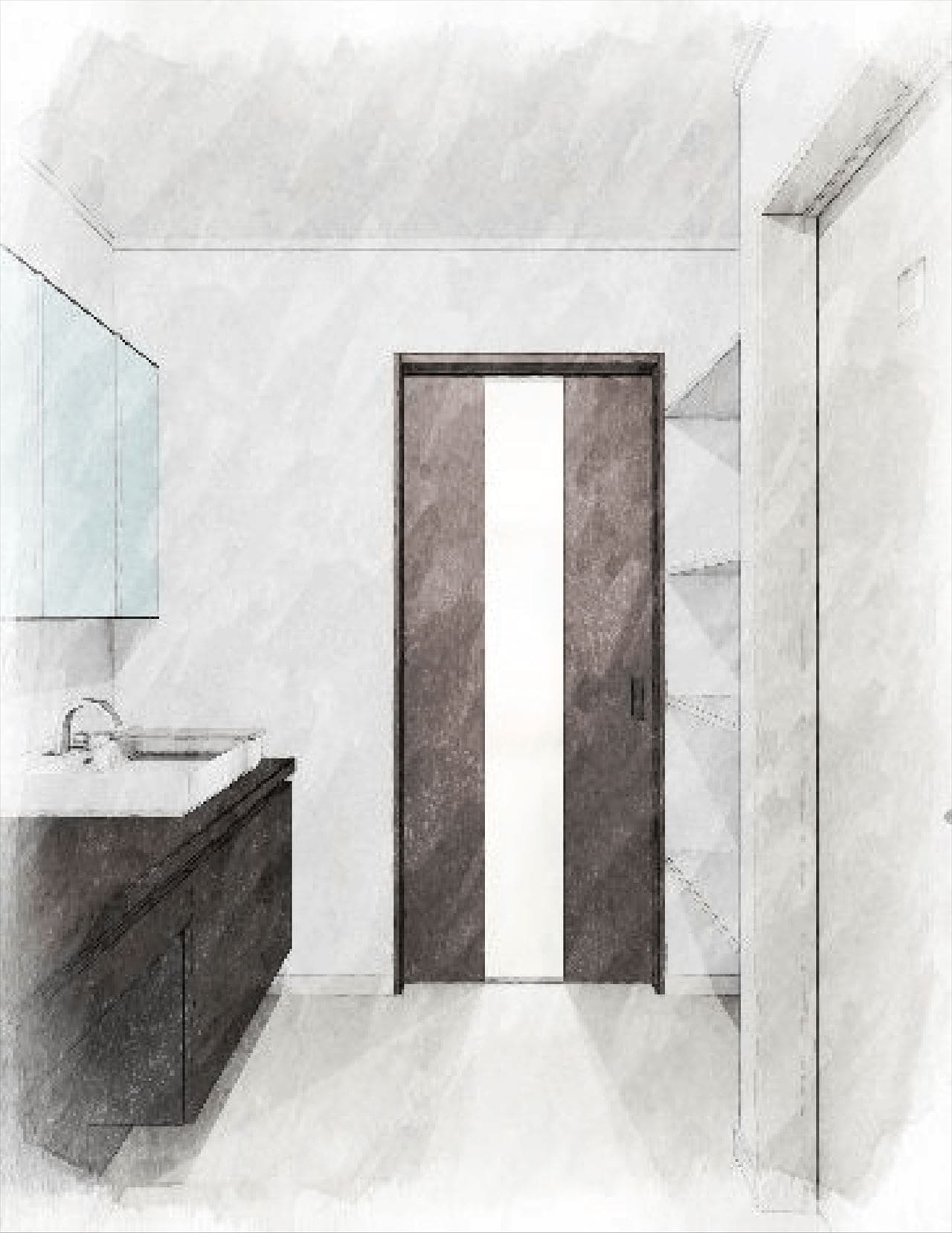 Z-2『洗面脱衣室』